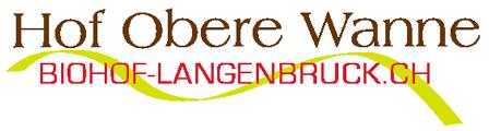 Hof Obere Wanne Logo